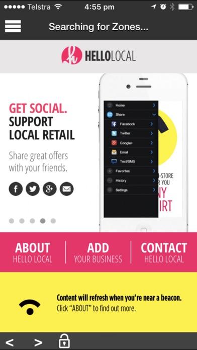 HolaLocal (Hola Local) Screenshot on iOS