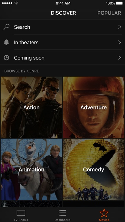 Action! TV & Movies Tracker screenshot-3