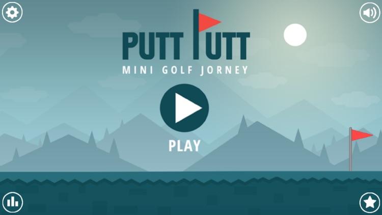 Putt Putt Mini Golf Journey