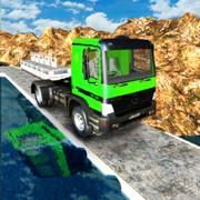 真实 越野 卡车 赛车 : 小径 吉普车 模拟器