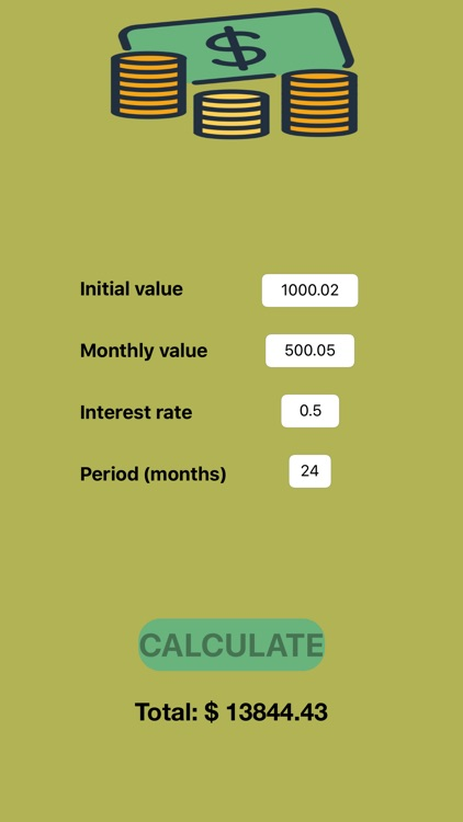 Compound interest savers screenshot-3