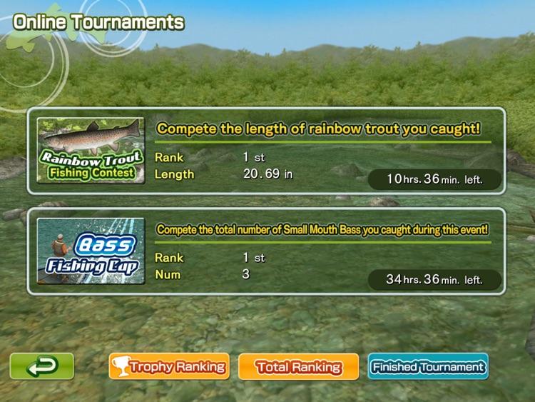 Fly Fishing 3D HD screenshot-4
