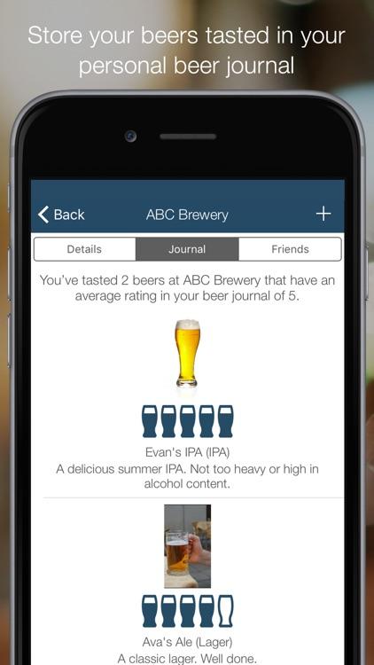 Brewery Passport - Craft Beer screenshot-4
