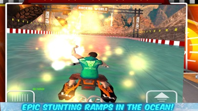 Extreme Power Boat Racers screenshot three