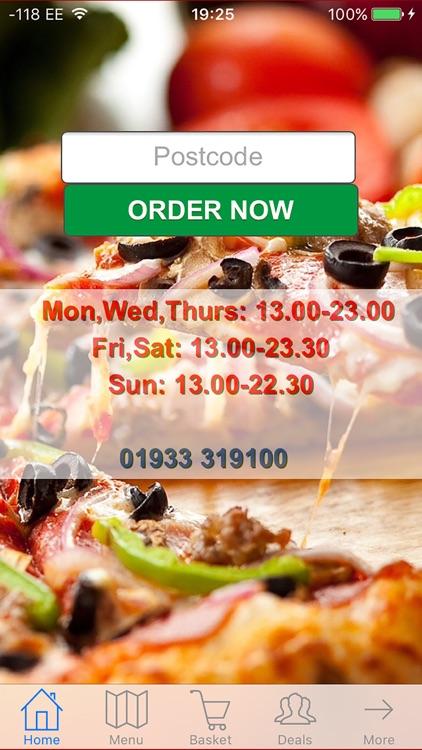 Pizza2go By Tom Webb