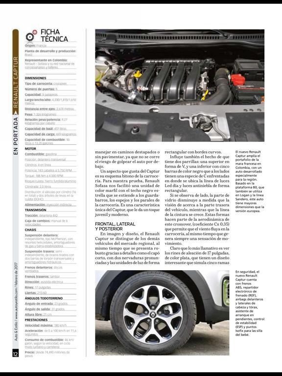 REVISTA AUTO & ESTILO screenshot 7