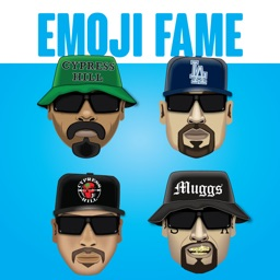 Cypress Hill by Emoji Fame