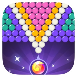 Bubble Shooter Flat