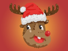 Happy Christmas Stickers Pack