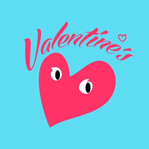 Valentine Day -Fc Sticker