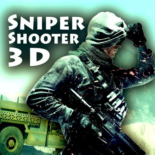 Снайпер хардкор - Эксперт 3D Стрелялки