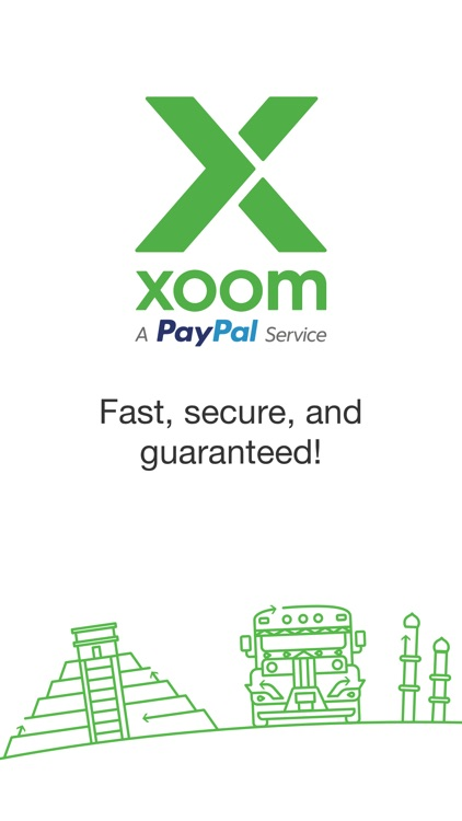 Xoom Money Transfer screenshot-0