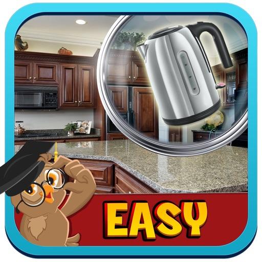 My Kitchen Hidden Objects Game iOS App