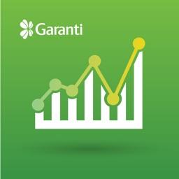 Garanti Investor Relations for iPad