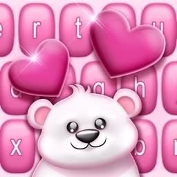 Valentine Keyboard Themes: Cute Romantic Keypads