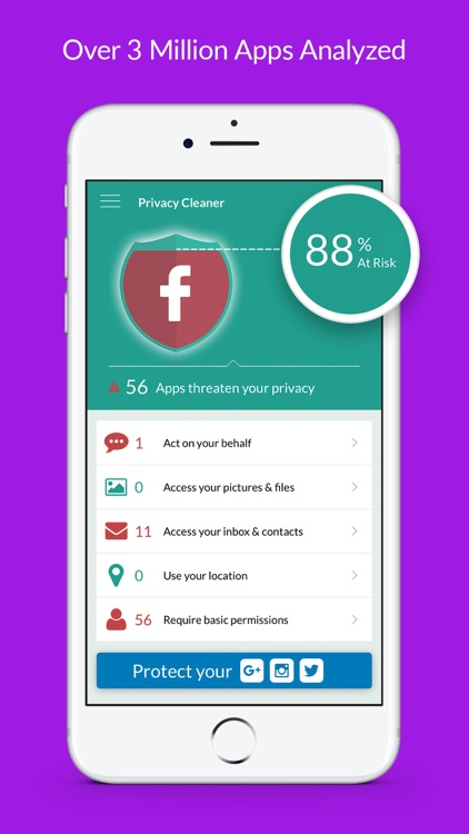MyPermissions - Privacy Cleaner screenshot-4