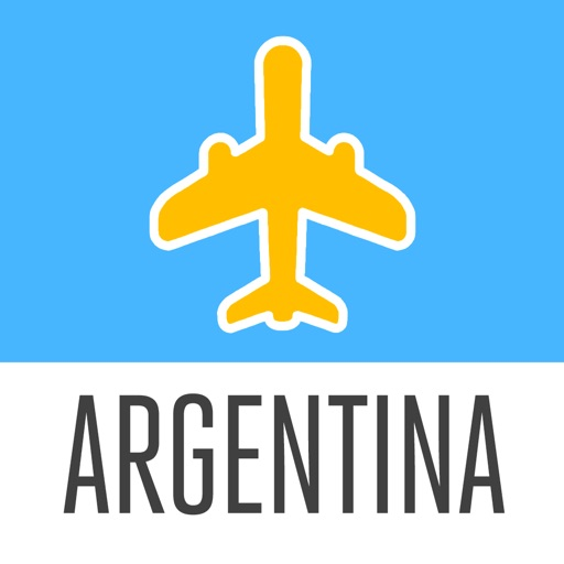 Argentina Travel Guide and Offline City Map