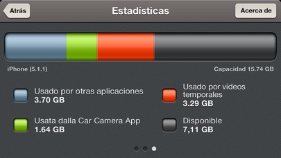 Screenshot for Car Camera DVR. Pro in Argentina App Store
