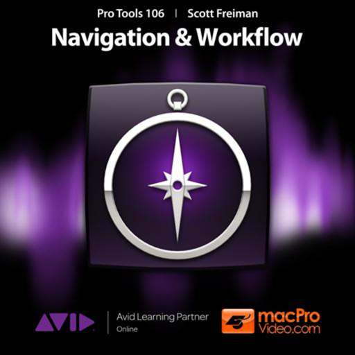 Course for Pro Tools 10 - Navigation and Workflow
