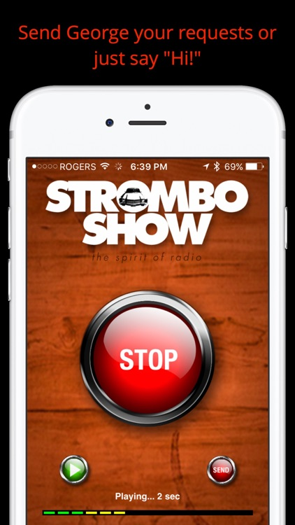 The Strombo Show screenshot-1