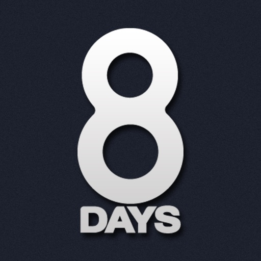 8 Days Magazine icon