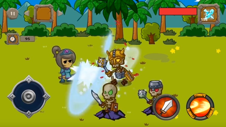 Battle Hero - Age of Quest screenshot-3
