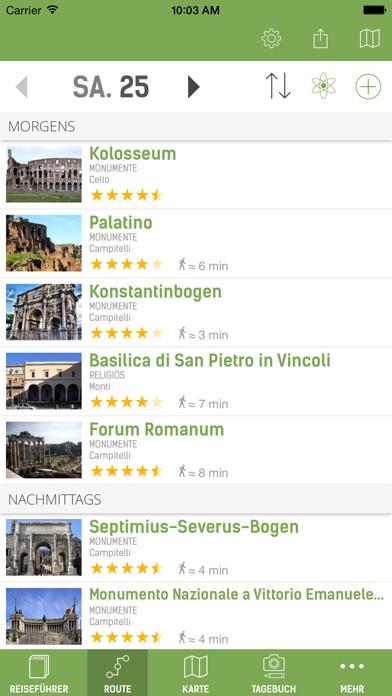Rom Reiseführer (mit Offline Stadtplan) - mTripScreenshot von 2