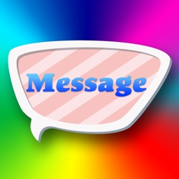 Color text message