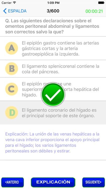 Preguntas sobre Anatomía by Tortoises Inc