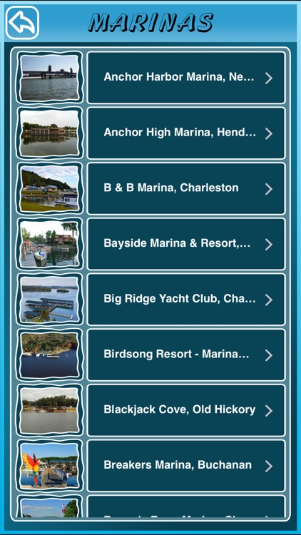 Tennessee State Marinas screenshot-2