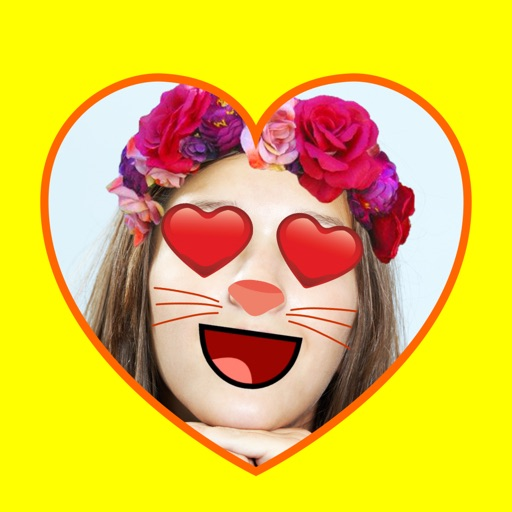 My Love letters - Kiss & Hearts for Valentines Day iOS App