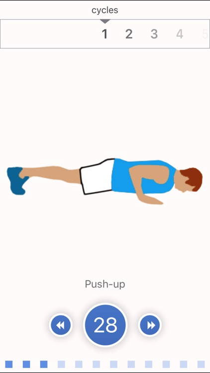 7 Minute Workout - HIIT, Ad Supported