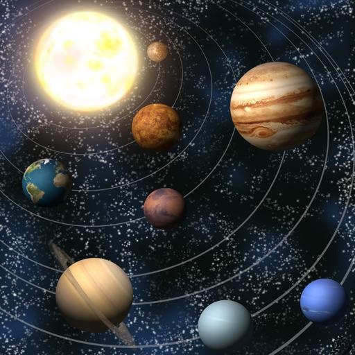 easyLearn Solar System