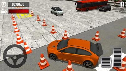 車市のReal-ISTICトラフィックドライビング3Dでパーク - るのおすすめ画像3
