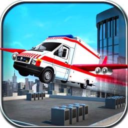 Multilevel Flying Ambulance HD Bundle ID by Nikhil Solanki