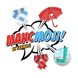 Mancmoji - Manchester emoji-stickers!