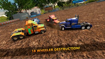 18 Wheeler Truck Crash Derbyのおすすめ画像2