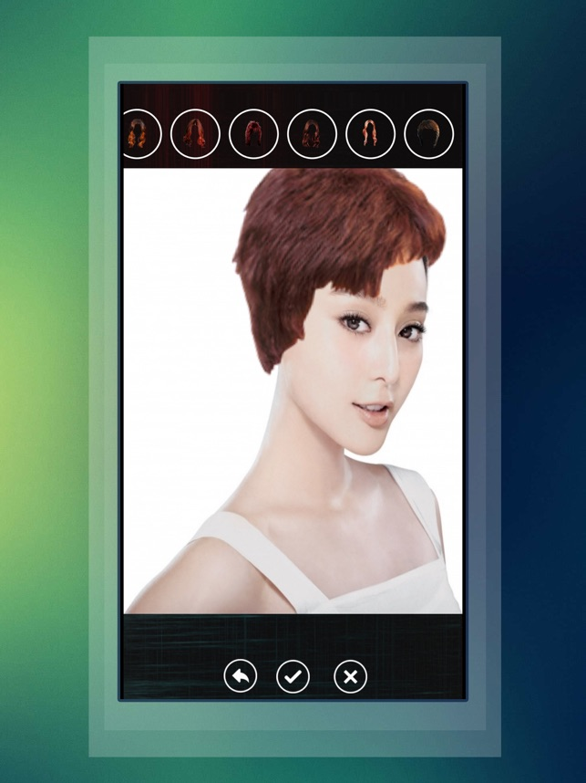 Instant Hair Style Changer Photo Montage App On The App Store