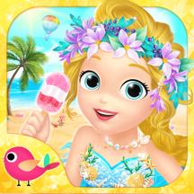 Princess Libby's Perfect Beach Day
