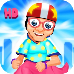 A Harlem Shake Granny Run FREE HD - Endless Multiplayer Runner Race Game