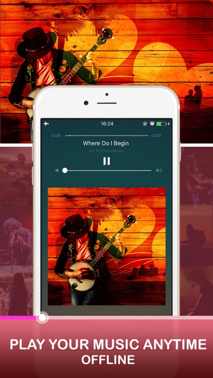 MusicLoad - Mp3 Music Player for Cloud screenshot-0