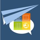 OfficeGram Office Suite messenger mit doc, xls icon