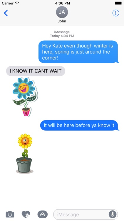 Flower Power Emoji screenshot-0