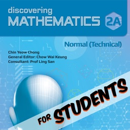 Discovering Mathematics 2A (NT) for Students