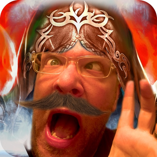 Crazy face - create hilarious images in no time!