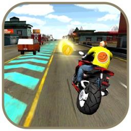 Bike Traffic Rider 3D Free