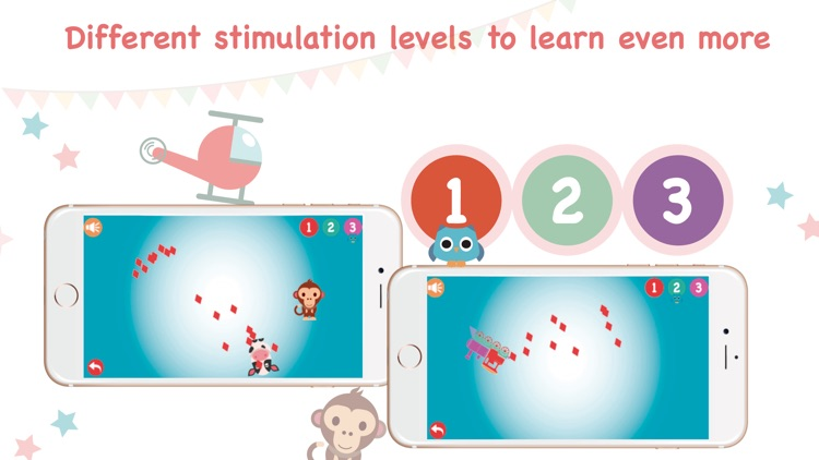 Smart baby stimulation activities development app screenshot-3