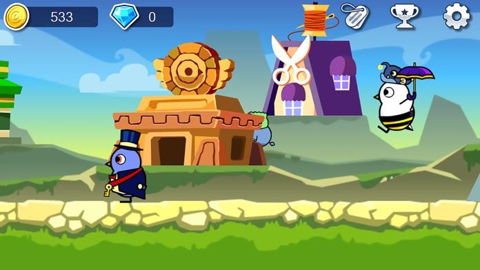 Duck Life: Treasure Hunt Screenshot