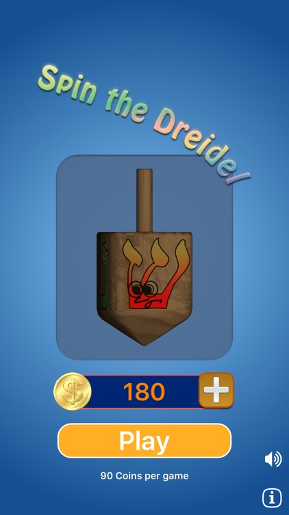 Spin The Dreidel screenshot-0