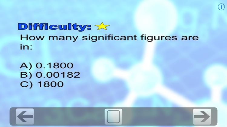 Chemistry Flashcard(s) screenshot-3